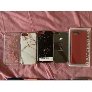 iPhone 7 Plus cases - BUNDLE!